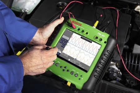 Диагностика авто с применением Мотор-тестера в Кургане